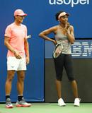 Rafael Nadal Photo - Photo by John NacionstarmaxinccomSTAR MAX2017ALL RIGHTS RESERVEDTelephoneFax (212) 995-119682617Rafael Nadal and Venus WIlliams at Arthur Ashe Kids in Queens New York