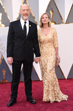 J K Simmons Photo - Photo by KGC-11starmaxinccomSTAR MAXCopyright 2016ALL RIGHTS RESERVEDTelephoneFax (212) 995-119622816JK Simmons and Michelle Schumacher at the 88th Annual Academy Awards (Oscars)(Hollywood CA USA)