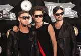 30 Seconds to Mars Photo - Photo by Quasarstarmaxinccom2011ALL RIGHTS RESERVEDTelephoneFax (212) 995-11968281130 Seconds to Mars at the 28th Annual MTV Video Music Awards(Los Angeles CA)