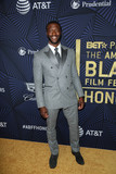 Aldis Hodges Photo - Photo by gotpapstarmaxinccomSTAR MAX2017ALL RIGHTS RESERVEDTelephoneFax (212) 995-119621717Aldis Hodge at BETs 2017 American Black Film Festival Honors Awards in Los Angeles CA
