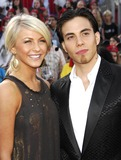 Apolo Anton Ohno Photo - Photo by Michael Germanastarmaxinccom200751907Julianne Hough and Apolo Anton Ohno at the premiere of Pirates of the Caribbean At Worlds End(Anaheim CA)