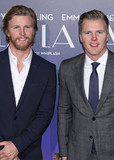 Thad Luckinbill Photo - Photo by REWestcomstarmaxinccomSTAR MAX2016ALL RIGHTS RESERVEDTelephoneFax (212) 995-119612616Thad Luckinbill and Trent Luckinbill at the premiere of La La Land in Westwood CA