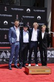 Anthony Hopkins Photo - Josh Duhamel Anthony Hopkins Michael Bay and Jerry Bruckheimer during a ceremony honoring acclaimed director Michael Bay with his Hand and Foot Prints in cement in the forecourt of the world famous TCL Chinese Theatre on May 23 2017 in Los AngelesPhoto Michael Germana Star Max