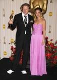 Anthony Dod Mantle Photo - Photo by REWestcomstarmaxinccom200922209Anthony Dod Mantle and Natalie Portman at the 81st Academy Awards (Oscars)(Hollywood CA)