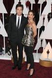 Amanda Anka Photo - Photo by KGC-136starmaxinccomSTAR MAX2015ALL RIGHTS RESERVEDTelephoneFax (212) 995-119622215Jason Bateman and Amanda Anka at the 87th Annual Academy Awards (Oscars)(Hollywood CA)