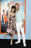Aaron Fox Photo - Photo by REWestcomstarmaxinccomSTAR MAX2015ALL RIGHTS RESERVEDTelephoneFax (212) 995-119672715Perrey Reeves and Aaron Fox at the premiere of Vacation(Westwood CA)