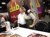 Tera Patrick Photo - Photo by John M Mantelstarmaxinccom111112(NJ)Tera Patrick adult movie star at the Exxxotica Expo sex convention