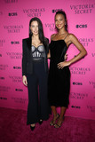 Adriana Lima Photo - Photo by John NacionstarmaxinccomSTAR MAX2017ALL RIGHTS RESERVEDTelephoneFax (212) 995-1196112817Adriana Lima and Lais Ribeiro at The Victorias Secret Viewing Party in New York City