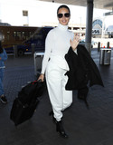 Adriana Lima Photo - Photo by SMXRFstarmaxinccomSTAR MAX2020ALL RIGHTS RESERVEDTelephoneFax (212) 995-119621020Adriana Lima is seen at LAX Airport in Los Angeles CA