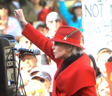 Angel City Photo - Photo by SMXRFstarmaxinccomSTAR MAX2020ALL RIGHTS RESERVEDTelephoneFax (212) 995-11962720Jane Fonda and Joaquin Phoenix lead several hundred environmentally conscious supporters at Los Angeles City Hall(Los Angeles CA)