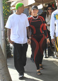 Amber Rose Photo - Photo by SMXRFstarmaxinccomSTAR MAX2019ALL RIGHTS RESERVEDTelephoneFax (212) 995-1196122019Alexander Edwards and Amber Rose are seen in Los Angeles CA