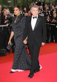 Grace Hightower Photo - Photo by NPXstarmaxinccom 200852508Robert DeNiro and Grace Hightower at the closing ceremony for the Cannes Film Festival(Cannes France)Not for syndication in England Germany France and Sweden