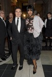 Andr Balazs Photo - Photo by KGC-42starmaxinccomSTAR MAX2015ALL RIGHTS RESERVEDTelephoneFax (212) 995-119631215Andre Balazs and Naomi Campbell at the Alexander McQueen Savage Beauty Fashion Gala(London England UK)