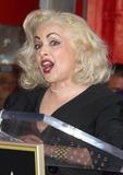 Kathy Valentine Photo - Photo by REWestcomstarmaxinccom201181111Kathy Valentine at the Go-Gos Hollywood Walk of Fame Induction Ceremony(Hollywood CA)