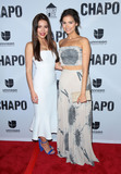 Abril Schreiber Photo - Photo by gotpapstarmaxinccomSTAR MAXCopyright 2017ALL RIGHTS RESERVEDTelephoneFax (212) 995-119641917Juliette Pardau and Abril Schreiber at the premiere of El Chapo(Los Angeles CA)
