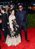 Lenny Kravitz Photo - Photo by ESBPstarmaxinccomSTAR MAX2015ALL RIGHTS RESERVEDTelephoneFax (212) 995-11965415Lenny Kravitz and Lisa Bonet at the 2015 Costume Institute Benefit Gala - China Through The Looking Glass(Metropolitan Museum of Art NYC)