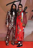 Alessandro Michele Photo - Photo by KGC-03starmaxinccomSTAR MAXCopyright 2016ALL RIGHTS RESERVEDTelephoneFax (212) 995-119612516Alessandro Michele and Jared Leto at The 2016 Fashion Awards(Royal Albert Hall London England UK)