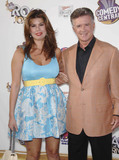 Alan Thicke Photo - Alan Thicke and wife Tanya Callau during the Comedy Central Roast of Joan Rivers held at CBS Studios on July 26 2009 in Studio City Los AngelesPhoto Michael Germana  Star Max
