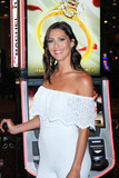 The Bachelors Photo - Photo by Raoul GatchalianstarmaxinccomSTAR MAX2018ALL RIGHTS RESERVEDTelephoneFax (212) 995-119651718THE BACHELOR slot machine unveiling at MGM Grand Hotel  Casino Las Vegas Nevada May 17 2018picture BECCA KUTRIN