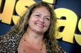 Aida Turturro Photo - Photo by Dennis Van TinestarmaxinccomSTAR MAX2017ALL RIGHTS RESERVEDTelephoneFax (212) 995-119692717Aida Turturro at the Season 9 Premiere of Curb Your Enthusiam in New York City