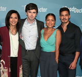 Antonia Thomas Photo - Photo by zzgotpapstarmaxinccomSTAR MAXCopyright 2018ALL RIGHTS RESERVEDTelephoneFax (212) 995-119652218Tamlyn Tomita Freddie Highmore Antonia Thomas and Nicholas Gonzalez at the For Your Consideration event for the ABC Television Network series The Good Doctor held at Sony Pictures Studios in Culver City(Los Angeles CA)