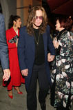 Ozzy Osbourne Photo - Photo by gotpapstarmaxinccomSTAR MAXCopyright 2017ALL RIGHTS RESERVEDTelephoneFax (212) 995-1196101017Julie Chen Ozzy Osbourne and Sharon Osbourne are seen in Los Angeles CA