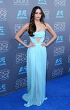 Genesis Photo - Photo by REWestcomstarmaxinccomSTAR MAX2015ALL RIGHTS RESERVEDTelephoneFax (212) 995-119611515Genesis Rodriguez at the 20th Annual Critics Choice Movie Awards(Hollywood CA)