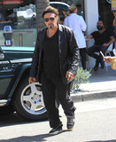 Al Pacino Photo - Photo by SMXRFstarmaxinccomSTAR MAX2018ALL RIGHTS RESERVEDTelephoneFax (212) 995-119683118Al Pacino is seen in Los Angeles CA