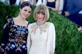 Anna Wintour Photo - Photo by Dennis Van TinestarmaxinccomSTAR MAX2016ALL RIGHTS RESERVEDTelephoneFax (212) 995-11965216Bee Shaffer and Anna Wintour at Manus x Machina Fashion In An Age of Technology Costume Institute Gala(Metropolitan Museum of Art NYC)