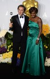 Alfonso Cuaron Photo - Photo by Doug PetersstarmaxinccomSTAR MAX2014ALL RIGHTS RESERVEDTelephoneFax (212) 995-11963214Alfonso Cuaron and Viola Davis at the 86th Annual Academy Awards (Oscars)(Hollywood CA)