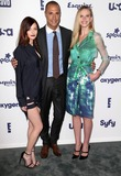 ANN V Photo - Photo by KGC-146starmaxinccomSTAR MAX2014ALL RIGHTS RESERVEDTelephoneFax (212) 995-119651514Lydia Hearst Nigel Barker and Anne V at the NBCUniversal Cable Entertainment Network Upfront(NYC)