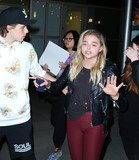 Brooklyn Beckham Photo - Photo by wilburstarmaxinccomSTAR MAX2016ALL RIGHTS RESERVEDTelephoneFax (212) 995-119663016Brooklyn Beckham and Chloe Grace Moretz are seen in Los Angeles CA