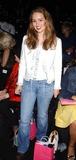 Jillian Hearst Photo - Photo by Walter Weissmanstarmaxinccom20049804Jillian Hearst at the Heatherette Fashion Week Spring 2005 Collection(NYC)