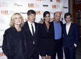 Amy Madigan Photo - Amy Madigan Dustin Lance Grabeel Jennifer Connelly Ed Harris and Harrison Gilbertson at the screening of Whats Wrong with Virginia at the Toronto International Film Festival Toronto ON 91510