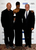 Harvey Goldsmith Photo - Bill Roedy Kelly Rowland and Harvey Goldsmith at the MTV Staying Alive Foundation Dinner at the Westbury Hotel The dinner was an exclusive fundraising and farewell event to celebrate the career and life achievements of Bill Roedy Chairman and Chief Executive of MTV Networks International London UK 12711
