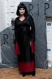 Amanda Lamb Photo - Amanda Lamb arrives in costume at Bloodlust Ball held at Hampton Court House Surrey UK 103010