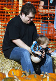 King Queen Photo - EXCLUSIVE Patton Oswalt and daughter Alice spend an afternoon picking out the perfect Halloween pumpkin at Mr Bones Pumpkin Patch The King of Queens star and his baby girl had fun on the slide and spent daddy and daughter time amongst the pumpkins Alice turned one year old on April 15 West Hollywood CA 102210Fees must be agreed prior to publication