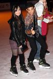 Anna Maria Perez Photo - Anna Maria Perez De Tagle and Roshon Fegan at Disney On Ice Lets Celebrate premiere at LA Live Los Angeles CA 121510