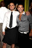 Wilson Jermaine Heredia Photo - Wilson Jermaine Heredia and Wilson Cruz Arriving at the Final Performance of Rent at the Nederlander Theatre in New York City on 09-07-2008 Photo by Henry McgeeGlobe Photos Inc 2008