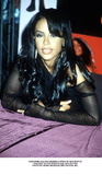 Aaliyah Photo - Aaliyah Signing Copies of Her New Cd Aaliyah at Fye Rock Plaza NYC 071701 Photo by Henry McgeeGlobe Photos Inc