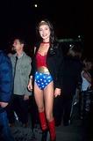 Aurelie Claudel Photo - Heidi Klums 3rd Annual Halloween Party Capitale NYC 103102 Photo by Henry McgeeGlobe Photos Inc 2002 Aurelie Claudel