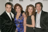 Ashlie Atkinson Photo - New York NY  12-15-2004Jeremy Piven Ashlie Atkinson Keri Russell and Andrew McCarthy attend the opening night after-party celebration for Fat Pig at the Robert Miller Gallery in ChelseaDigital Photo by Lane Ericcson-PHOTOlinkorg