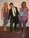 Alexandra Vidal Photo - New York NY  11-30-2004Alexandra Vidal Daniel Franco and Kara aka the Professional (Project Runway contestants) attends the party celebrating the launch of the new Bravo series Project Runway at PM LoungeDigital Photo by Lane Ericcson-PHOTOlinkorg