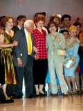 Betty Comden Photo - Sd061001 Bells Are Ringing Last Performance at the Plymouth Theatre NYC Adolph Green_faith Prince_betty Comden Photo by Henry McgeeGlobe Photosinc Obit