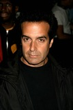 Amir Slama Photo - David Copperfield at Rosa Cha by Amir Slama Showing of Swimwear at Gertrude Tent in Bryant Park New York City on September 13 2003 Photo Henry Mcgee Globe Photos Inc 2003