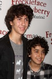 Naked Brothers Photo - NAT WOLFF and ALEX WOLFF from THE NAKED BROTHERS BAND arriving at the opening night of Off-Broadways Freckleface Strawberry The Musical based on Julianne Moores best-selling childrens book series at New World Stages in New York City on 10-01-2010  Photo by Henry McGee-Globe Photos Inc 2010K66048HMc