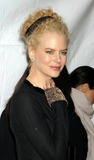 Nicole Kidman Photo - Nicole Kidman Arriving at the Premiere of Dogville at Clearview Chelsea West Cinemas in New York City on March 22 2004 Photo by Henry McgeeGlobe Photos Inc 2004