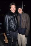 David Brenner Photo - David Brenner with His Son in New York 2000 Photo by Henry Mcgee-Globe Photos Inc