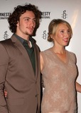 Aaron Johnson Photo - Aaron Johnson and Sam Taylor Wood Arriving at the Premiere of the Weinstein Companys Nowhere Boy at the Tribeca Performing Arts Center in New York City on 09-21-2010 Photo by Henry Mcgee-Globe Photos Inc 2010