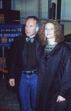 Arliss Howard Photo - 11th Annual Gotham Awards Chelsea Piers NYC 091001 Debra Winger and Arliss Howard Photo by Henry McgeeGlobe Photos Inc